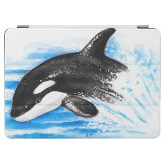 Orca Breaching iPad Air Cover