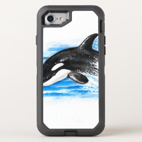 ORCA BREACHING OTTERBOX DEFENDER IPHONE 8 7 CASE SALES