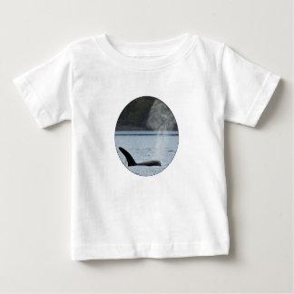 Orca Breath: BIG Baby T-Shirt