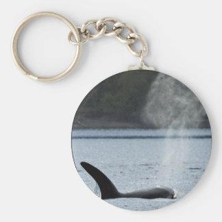 Orca Breath: BIG Keychain
