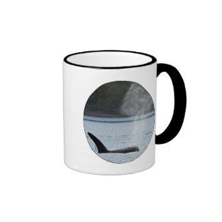 Orca Breath: BIG Ringer Mug