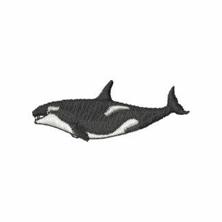 Orca Sudadera Bordada
