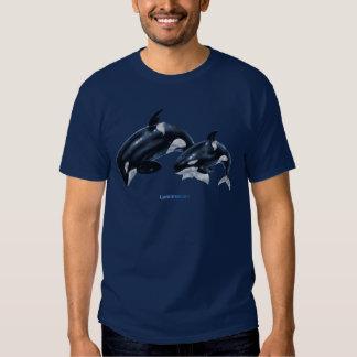 Orca - camiseta camisas