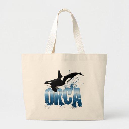 Orca Canvas Bag