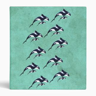 Orca 3 Anillos Carpeta