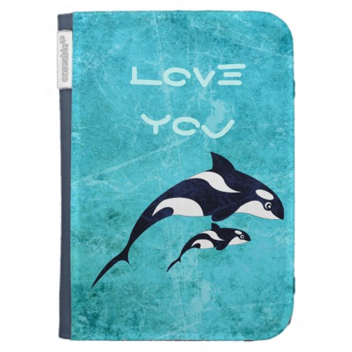 Orca Kindle Covers
