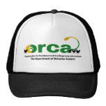 ORCA Chickens as Teachers Mesh Hat
