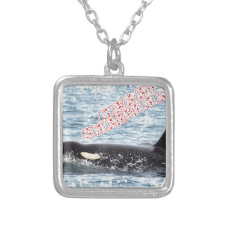 Orca Christmas Winter Wonderland Holiday Pendants