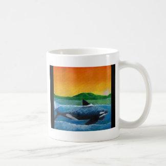 Orca Classic White Coffee Mug