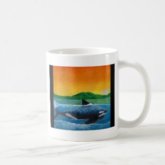 Orca Coffee Mugs