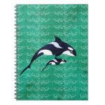 Orca Cuaderno