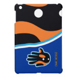 Hand shaped Orca Cute Killer Whale Dolphin Cover For The iPad Mini