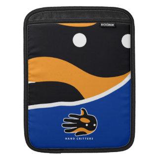 Orca Cute Killer Whale Dolphin iPad Sleeve