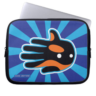 Orca Cute Killer Whale Dolphin Laptop Computer Sleeves