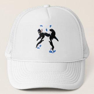 Orca Dance Hat
