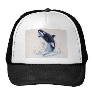 Orca Dance Trucker Hat