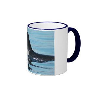 Orca de la mamá #1/taza de la orca