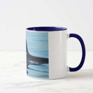 Orca de la mamá #1/taza de la orca taza