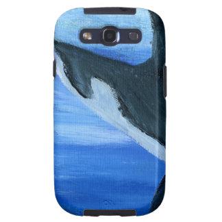 Orca de la orca samsung galaxy s3 funda