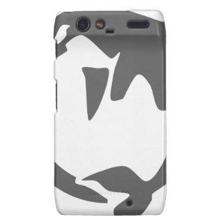orca de la orca motorola droid RAZR carcasa