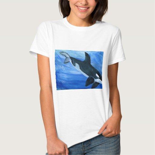 Orca de la orca playeras