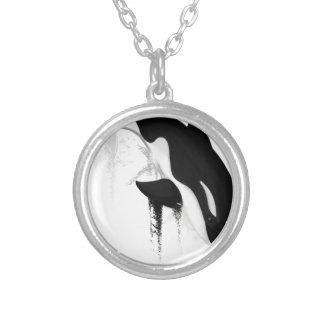 Orca de la orca por Crem Colgante Redondo