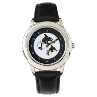 Orca de la orca relojes
