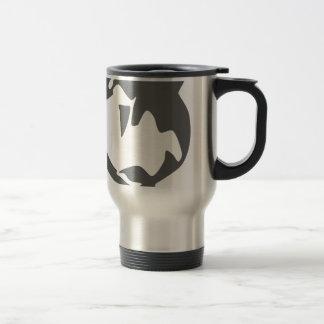 orca de la orca taza