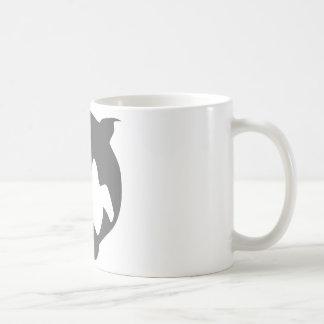 orca de la orca tazas de café