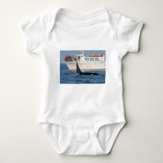 Orca de la orca - transeúnte, Washington Body Para Bebé