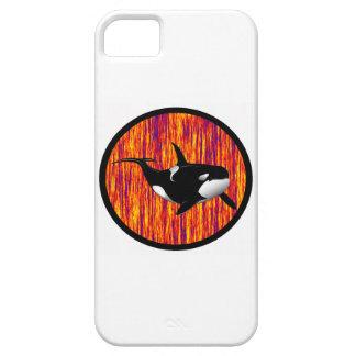 ORCA DE THE SUN iPhone 5 Case-Mate FUNDAS
