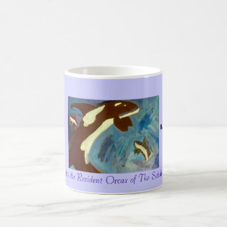 Orca Dreams Coffee Mug