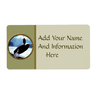 Orca Etiqueta De Envío