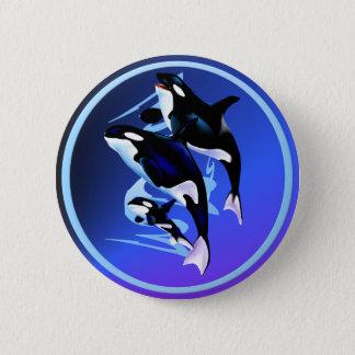 Orca Family Button