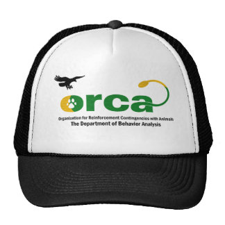 ORCA For the Birds and their fans Hats