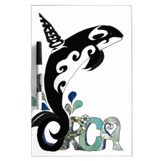 Orca Freedom Art Dry-Erase Board