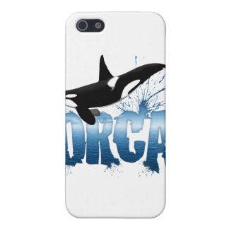 ORCA iPhone 5 FUNDA