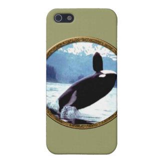 Orca iPhone 5 Cárcasas