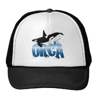 Orca Mesh Hats