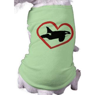 Orca Heart T-Shirt