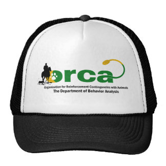 """ORCA """"Hold Your Horses!"""" Trucker Hat"""