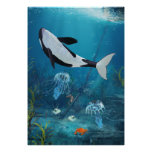 Orca II Poster