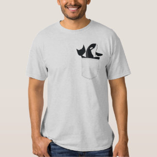 Orca in Your Pocket T Shirts