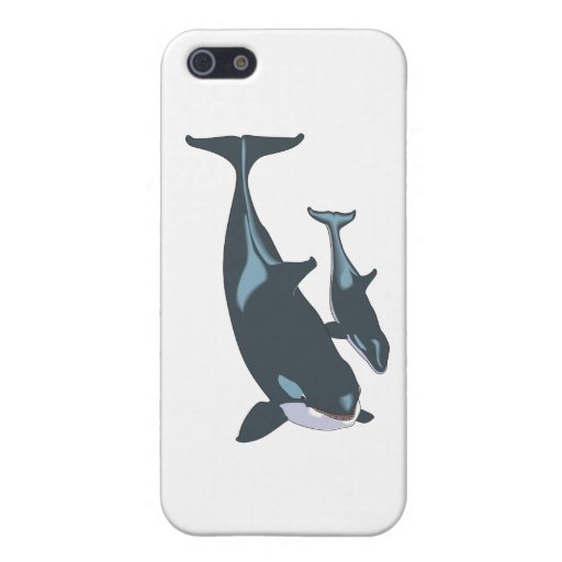 Orca iPhone 5 Covers