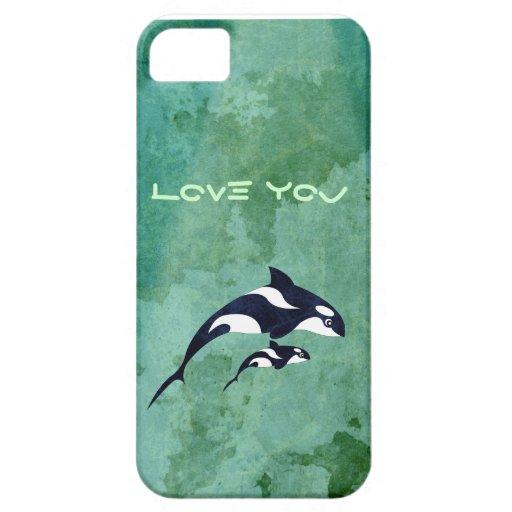 Orca iPhone SE/5/5s Case