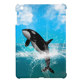 Orca jumping case for the iPad mini