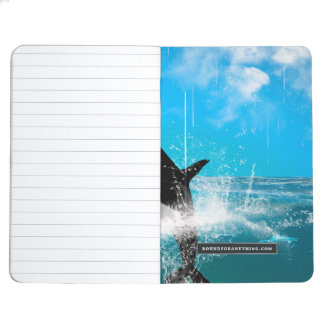 Orca jumping journals