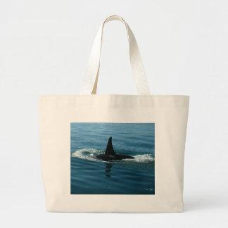Orca Killer Whale Bag