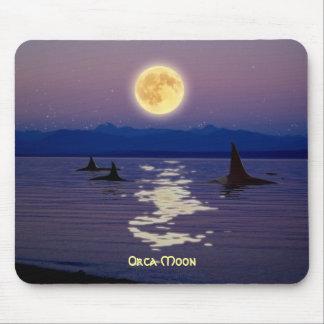 ORCA KILLER WHALE Fantasy Mousepad