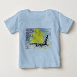 Orca Killer Whale Fantasy with Hearts and Stars Shirt